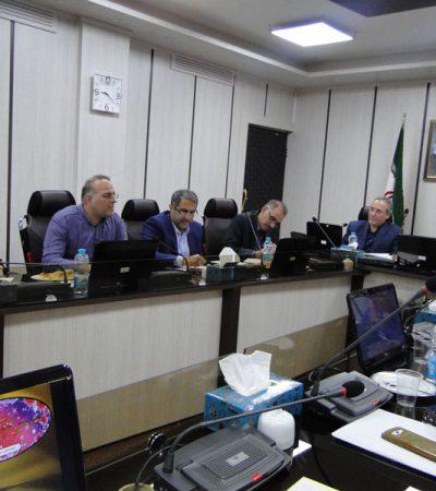 اولین جلسه آموزشی موسسه در سال ۹۸