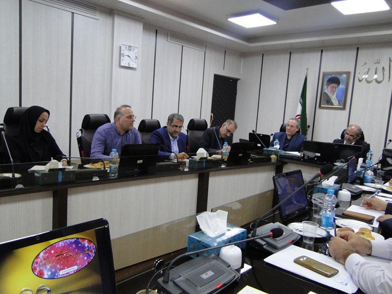 اولین جلسه آموزشی موسسه در سال 98